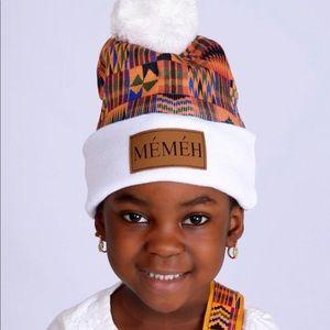 Other - Beanie with Pom Pom - Children Cap, Hat, Scarf